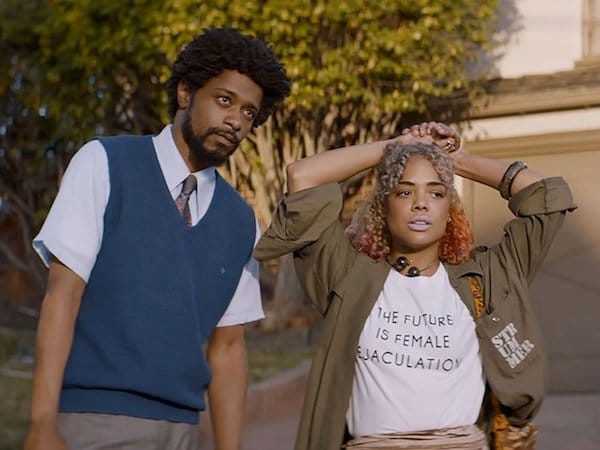 Sorry to Bother You (2018)-cover