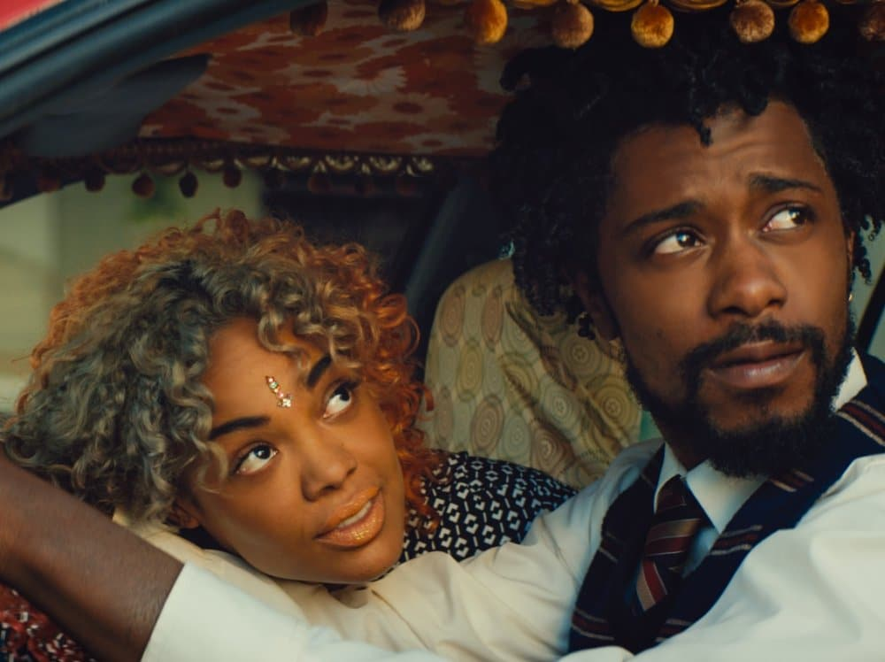 Sorry to Bother You (2018)-laying