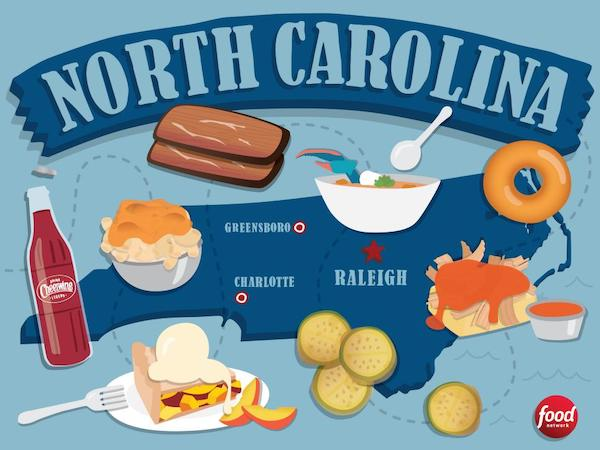 The Best Food in North Carolina | Best Food in America by State ... Food Network Open Gallery23 Photos