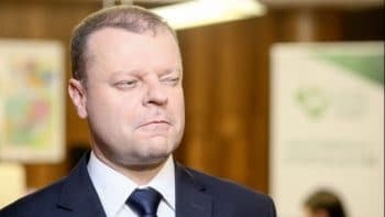 The government of Prime Minister Saulius Skvernelis seems incapable of coming to terms with the idea that it might be losing popularity : Image- public domain