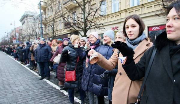 Lithuania: scope and militancy of teachers' strike shakes the ruling class
