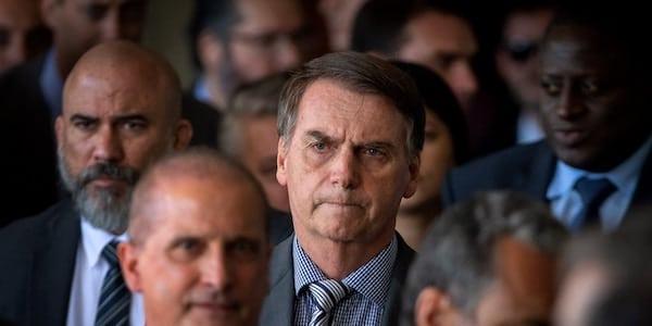 Brazil President-elect Jair Bolsonaro's Corrupt Cabinet The Intercept