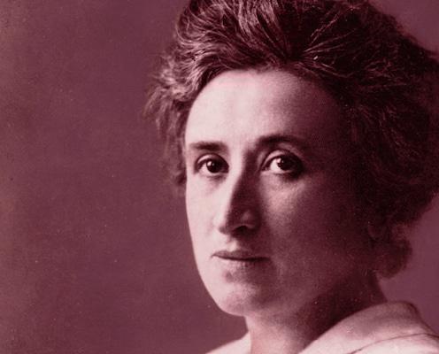 Celebrating Rosa Luxemburg