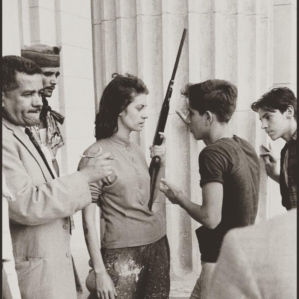 Havana, 1959. Photo- Burt Glinn.