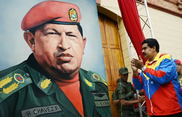   Its official Nicolás Maduro wants to be Chávez 20 Foreign Policy foreignpolicycom   MR Online