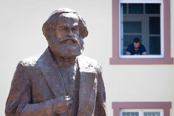 Karl Marx statue - ABC News (Australian Broadcasting Corporation) ABC
