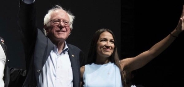 Ocasio-Cortez, Socialism, War and Austerity