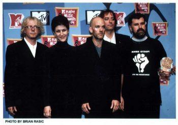 Otpor at the 1998 MTV Europe Music Awards