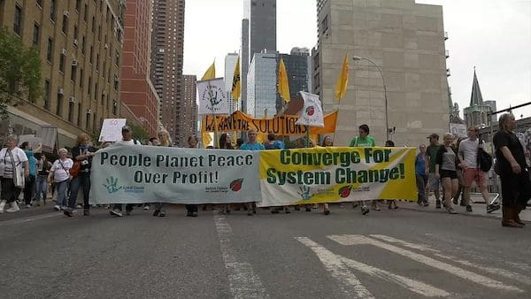 People's Climate March - Wikipedia