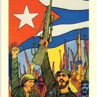 René Mederos, 1959-1969 Decimo aniversario del triumfo de la rebelion Cubana (1969)