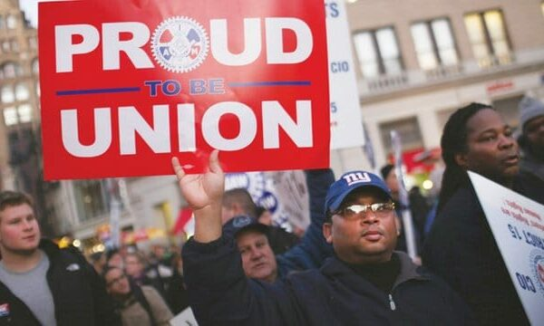Republicans fire new salvo at labor unions | TheHill TheHill
