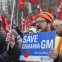 Interview: Why We Occupied Our General Motors Factory in Oshawa ... Labor Notes