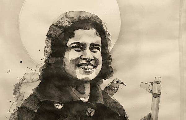 Suhad Khatib, Shadia Abu Ghazaleh (1949-1968).