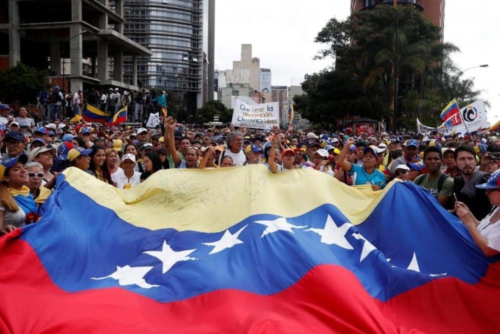 | Caracas Venezuela January 23 2019 | MR Online