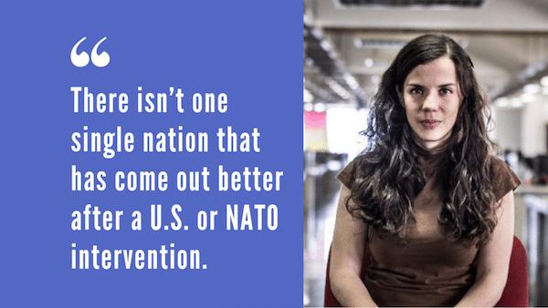 Jessica Dos Santos is a journalist and university professor in Caracas. (Venezuelanalysis)