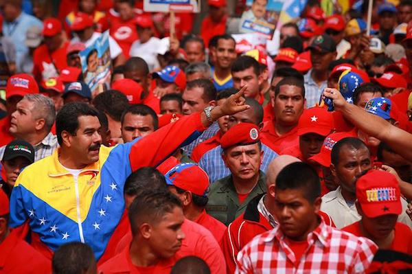 Legitamacy of Maduro