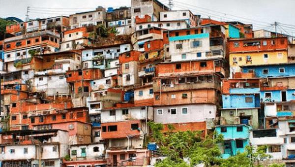 The barrio of San Agustin in Caracas. (Archive)
