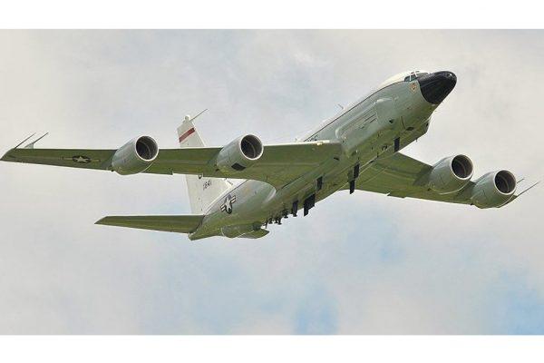 USAF Boeing RC-135V