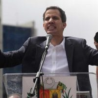 Juan Guaidó declares himself acting president
