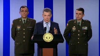 Former Colombian President Juan Manuel Santos