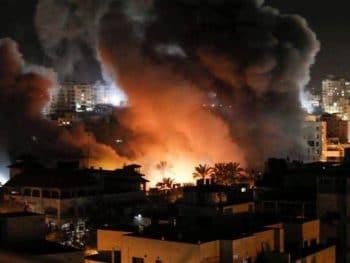 Gaza, March 25 2019