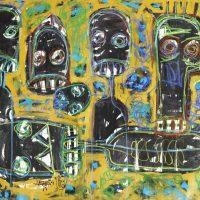 Abdoulaye Diarrassouba, Untitled, 2014.