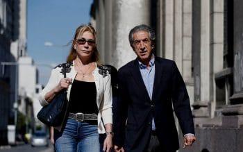 Ana Julia Jatar and her father, Braulio Jatar Dotti. Photo | NotiEspartano