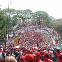 MAY DAY 2018 in Caracas, Venezuela