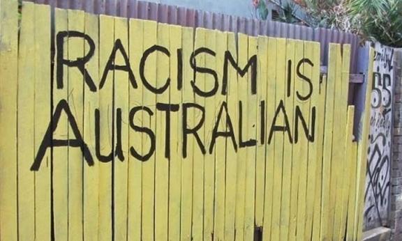 Racism is Australian