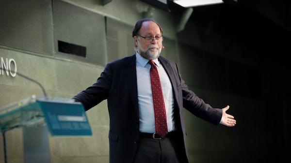 """170607 La Fundación Rafael del Pino acoge la conferencia magistral de Ricardo Hausmann """"Nosotros y la prosperidad"""". En Madrid el 7 de junio de 2017.Ds"""