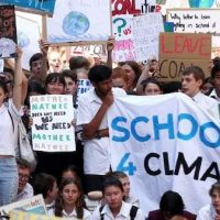 School strike- Unions back students' next climate change protest on March 15 news.com.au