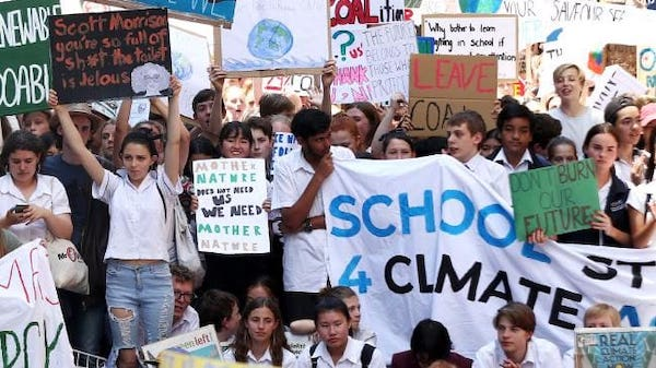 Teachers should be given free rein to teach climate change ...