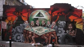 The mural is not antisemitic – Mear One