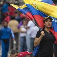 Venezuela in Uproar - The Paris Globalist The Paris Globalist A woman protests in Caracas in October 2016. [Eneas de Troya:Flickr]