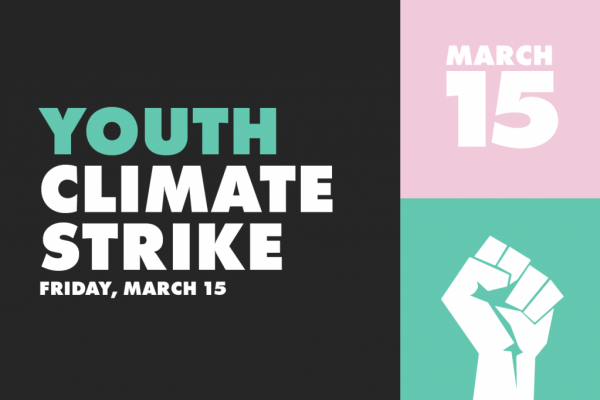Youth Climate Strike March 15 2019