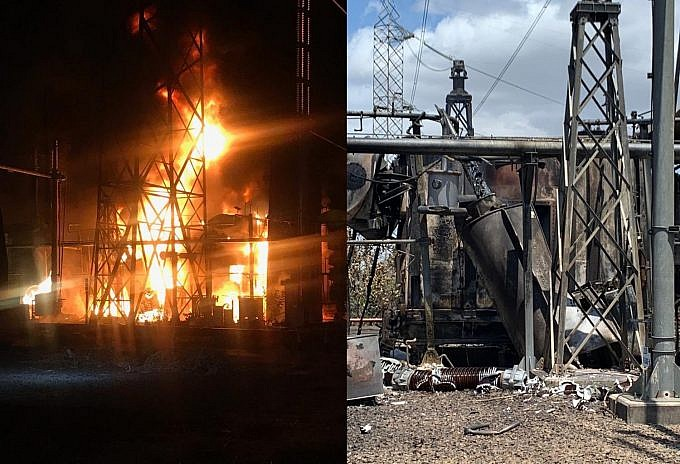 | Three transformers in the Guri Dam switchyard were allegedly set on fire on Monday evening | MR Online