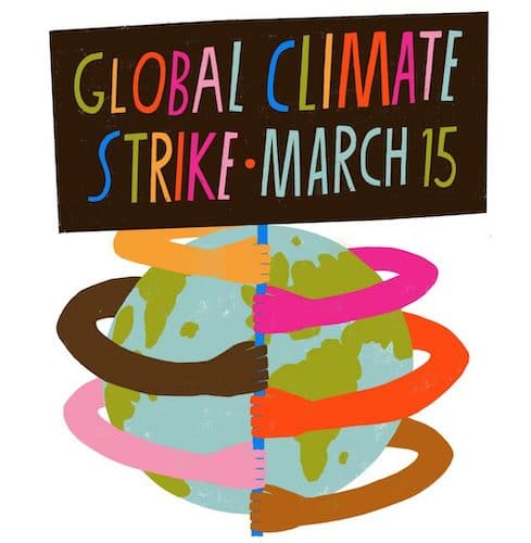 | Global Climate Strike poster Photo Credit Bulletin of the Atomic Scientists | MR Online