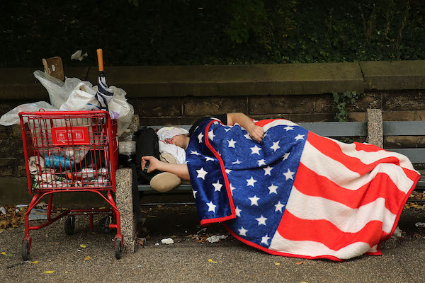 | Homelessness Reaches AllTime Record In New York City | MR Online