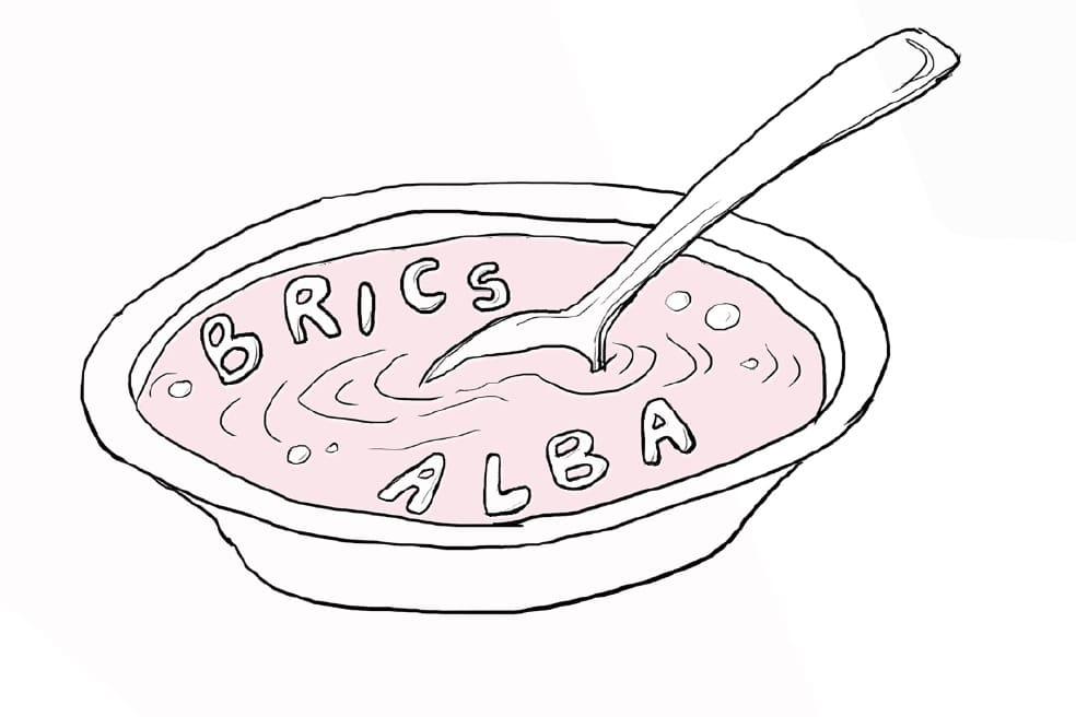 | Imperialism BRICS ALBA soup | MR Online