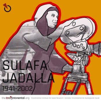 Sulafa Jadallah (1941-2002)