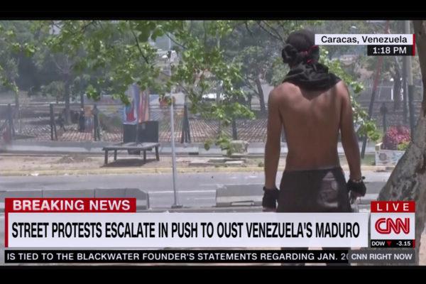 2019-04-30 CNN on Venezuela