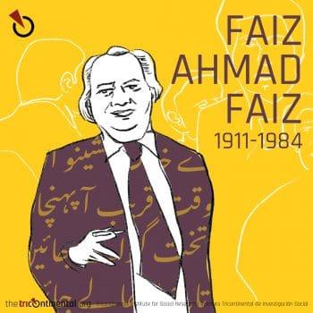Faiz Ahmad Faiz (Tricontinental)