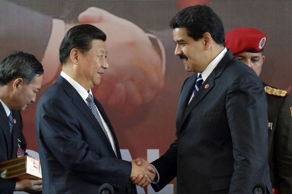 China formally invited Latin America to participate in the Belt and Road Initiative