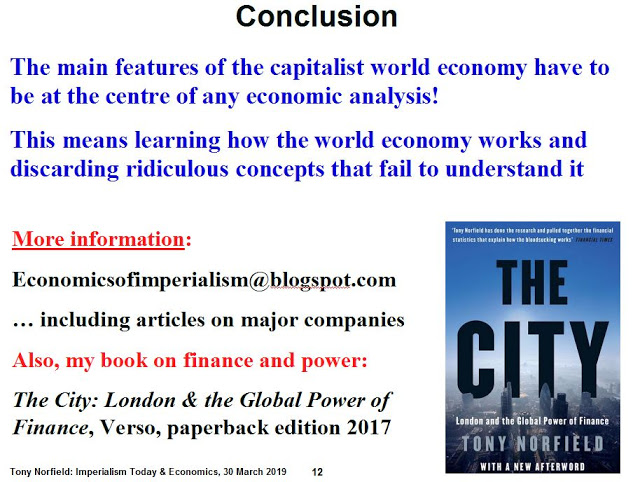 Greenwich PPT: Conclusion