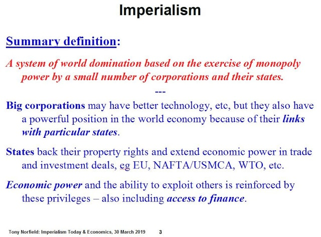 Greenwich PPT: Imperialism