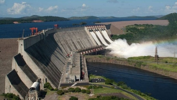 The Guri Hydroelectric Complex supplies over 70 percent of Venezuela's electricity and, according to the government, has been the site of a series of terrorist attacks this year. (Archive)