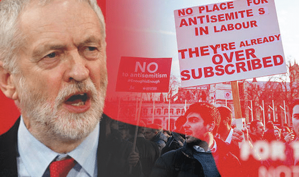 Jonathan Cook- Jewish Labour Movement Was Revived To Deal With Corbyn