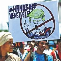 Americas War On Venezuela. (Photo Credit: Orinoco Tribune)