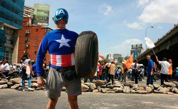 | Captain America | MR Online
