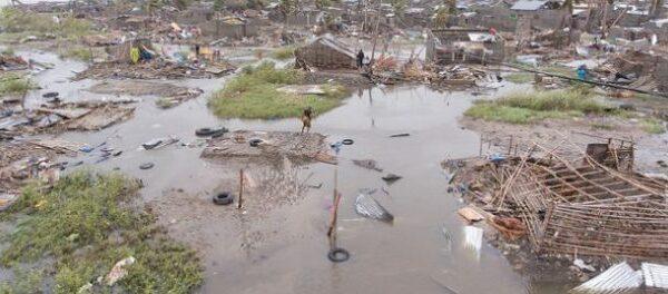 Cyclone Idai, Sanctions and Capitalism